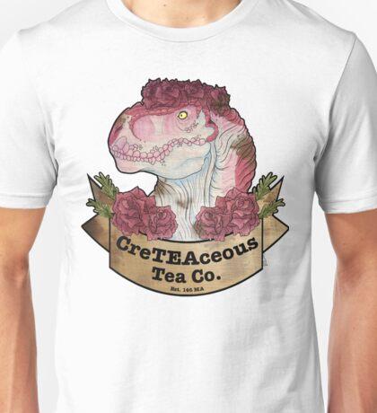 Cretaceous Tea Co. - Tea Stained Collectors Edition Unisex T-Shirt