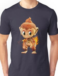 Realistic Pokemon: Chimchar Unisex T-Shirt