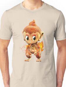 Realistic Pokemon: Chimchar Unisex T-Shirt