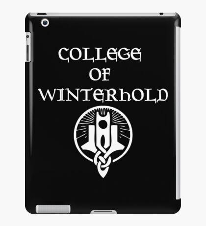 College of Winterhold iPad Case/Skin