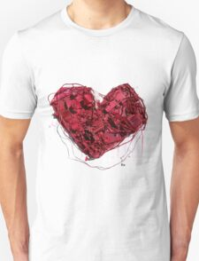 my heart (original painting) T-Shirt