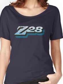 Z28 emblem  Women's Relaxed Fit T-Shirt