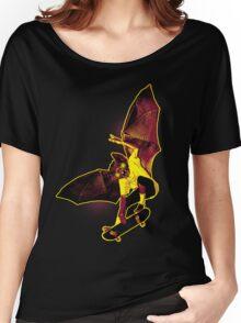 Skate Bat Women's Relaxed Fit T-Shirt