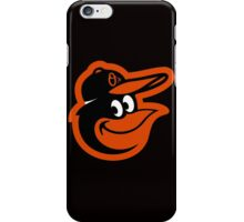 baltimore orioles iPhone Case/Skin