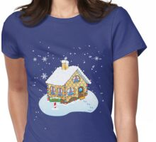 The Magical Sweetie House Womens Fitted T-Shirt