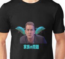 Aesthetic - Jeremy Kyle Dolphins Vaporwave Unisex T-Shirt