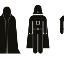 Star Wars Villains Sticker
