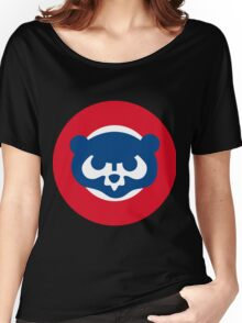 chicago cubs Women's Relaxed Fit T-Shirt