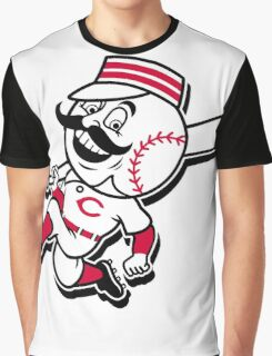cincinnati reds Graphic T-Shirt