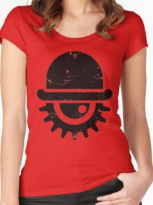 LIKE CLOCKWORK Women's Fitted Scoop T-Shirt