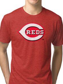 cincinnati reds Tri-blend T-Shirt