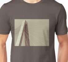 Structural abstract Unisex T-Shirt