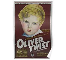 classic movie : Oliver Twist Poster