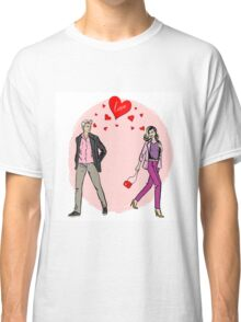 Love at first sight Classic T-Shirt