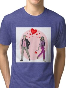 Love at first sight Tri-blend T-Shirt
