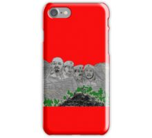 Mont Russes-mort iPhone Case/Skin