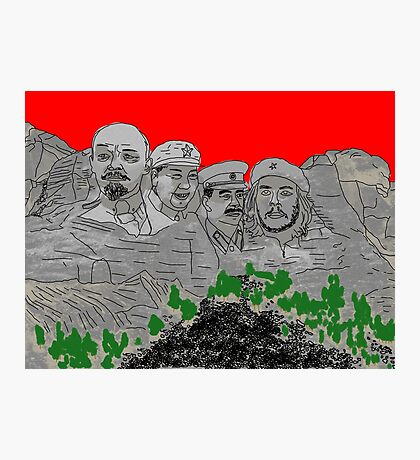 Mont Russes-mort Photographic Print