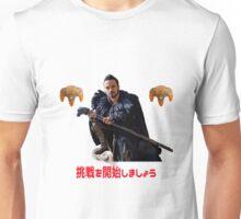 Aesthetic - CBBC Raven Vaporwave N64 Roman Bust Unisex T-Shirt