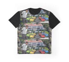 El Chapo Raid Graphic T-Shirt
