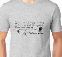Wilde Quote Unisex T-Shirt