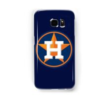 huoston astros Samsung Galaxy Case/Skin