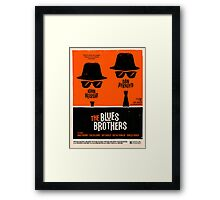 classic movie : The Blues Brothers Framed Print