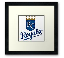 kansas city Framed Print