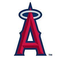 los angels of anaheim Photographic Print