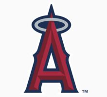 los angels of anaheim Baby Tee
