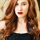 Red Lip Keren by redhairedgirl