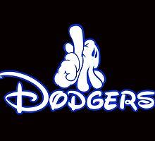 los angels dodgers by probolucu69