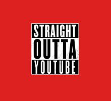 STRAIGHT OUTTA YOUTUBE TOP Unisex T-Shirt