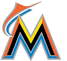miami marlins Photographic Print