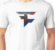 Faze 2.0 | World Logo | White Background Unisex T-Shirt