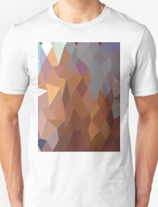 Abstract Geometric Triangles T-Shirt