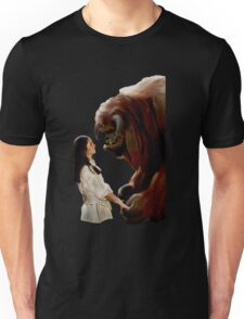 Ludo and Sarah - Labyrinth - Painting Unisex T-Shirt
