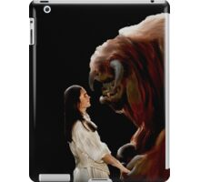 Ludo and Sarah - Labyrinth - Painting iPad Case/Skin