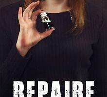 Affiche Repaire 5 by RepaireLeFilm