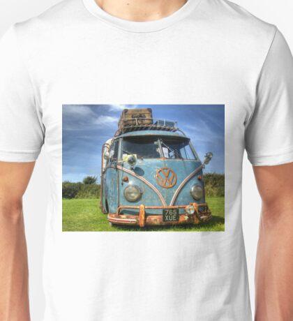 Blue VW Unisex T-Shirt