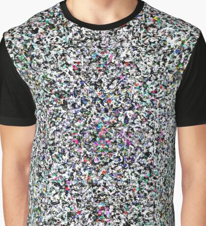White Noise in the Face of Dragons Graphic T-Shirt