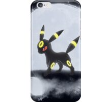 Umbreon's moonlight iPhone Case/Skin