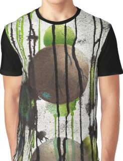 nature subtracted from world Graphic T-Shirt