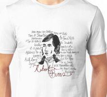 Robert Burns  Unisex T-Shirt