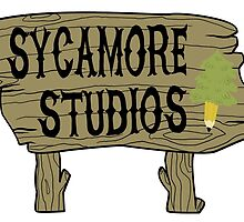 Sycamore Studios Logo by Lostinthetrees