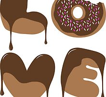 Donut Love by Gallery11Eleven