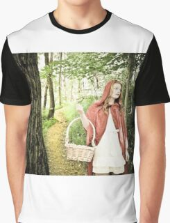 Little Red Riding Hood 2 Graphic T-Shirt