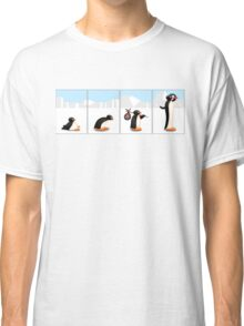 The penguin evolution Classic T-Shirt