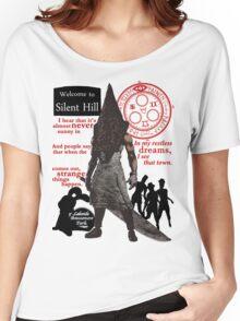 Silent Hill Women's Relaxed Fit T-Shirt