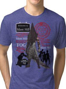 Silent Hill Tri-blend T-Shirt