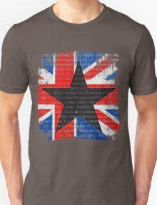 David Bowie Black Star Space Oddity Unisex T-Shirt